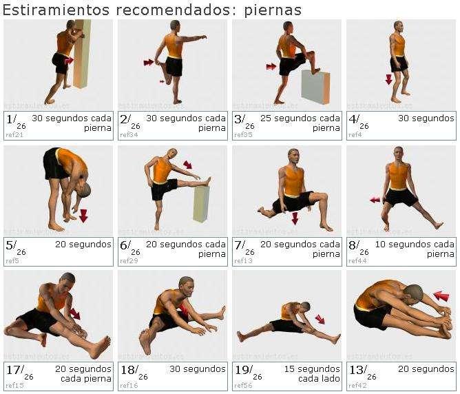 Cómo reducir el dolor en las piernas después de entrenar