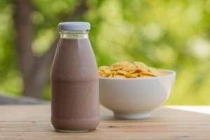 Leche con chocolate para una mejor recuperación muscular