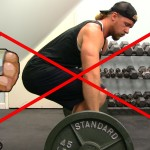 Cinco errores al realizar peso muerto