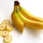 Comer banano para acabar con la retención de líquidos